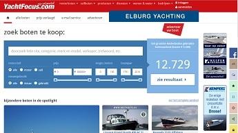 YachtFocus.com 25 procent groei jaar op jaar