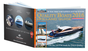 Quality Boats Holland Guide sinds 2013